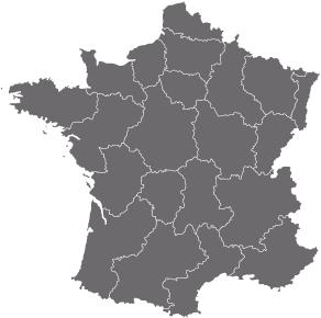 Régions SNCF
